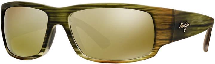 Maui Jim Polarized World Cup Sunglasses, 266