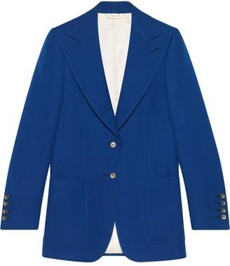 Gucci Cote d'Azur print jacket