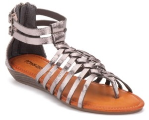 OLIVIA MILLER Paradise Sandals Women's Shoes