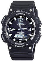 Casio Men's Tough Solar Powered Analog-DigitalSport Watch
