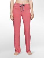 Calvin Klein Woven Viscose Abstract Print Pajama Pants
