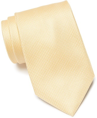 MICHAEL Michael Kors Solid Silk Extra Long Tie