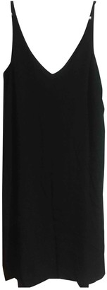Topshop Tophop Black Dress for Women
