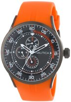 Nautica Unisex N15651G NST 17 Multi Function Watch