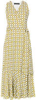 Andrea Marques wrap style dress