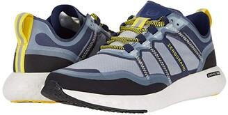 Cole Haan Zerogrand Outpace Runner (Nimbus Cloud/Micro Chip/Black/Marine Blue/Optic White) Men's Shoes