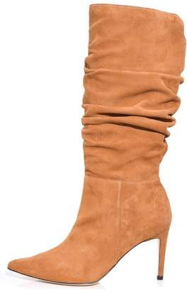 Alexandre Birman Lucy Boot in Walnut