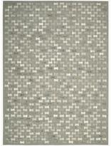 Joseph Abboud Chicago Grey Area Rug by Nourison (8' x 11')