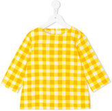 Marni checked blouse - kids - Cotton - 4 yrs