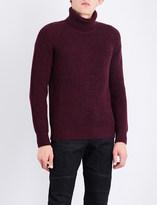Belstaff Turtleneck wool jumper