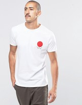 Edwin Red Dot Logo T-Shirt