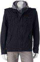 Levi's Men's Hooded Trucker Jacket