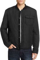 Superdry Bomber Shirt Jacket
