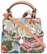 Ermanno Scervino floral print crossbody bag