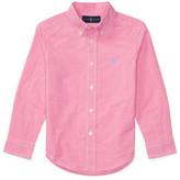 Polo Ralph Lauren Cotton Poplin Shirt (2-4 Years)