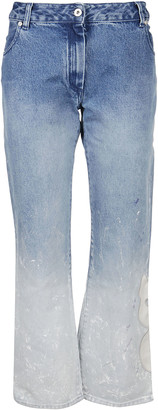 Off-White Jeans Shape Cropped Leg