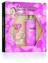 Britney Spears Private Show Ladies Gift Set, includes fine fragrance mist of 8 fl oz and an EDP parfum spray vaporisateur of 1 fl oz.