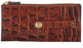 Brahmin Melbourne Leather Credit Card Wallet