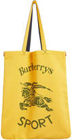 Burberry Large Archive Logo Shopper