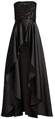 Jay Godfrey Women's Egan Sequin Jumpsuit & Removable Skirt