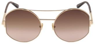 Tom Ford Dolly 60MM Aviator Sunglasses