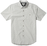VISSLA Corked Short Sleeve Calipher Print Shirt