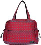 LANDUO Women's Baby Diaper Nappy Tote Bag Large Red