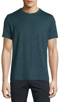 Theory Andrion Anemone Short-Sleeve T-Shirt, Teal
