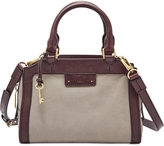 Fossil Logan Small Leather Satchel