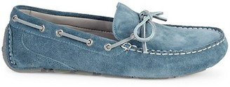 Sperry Harpswell Suede Loafers