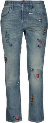 Gucci Denim pants