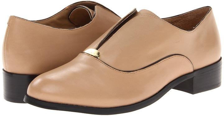 Isaac Mizrahi New York - Simon (Desert/Black leather) - Footwear