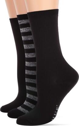 Hue Women's Body Sock 3 Pair Pack