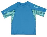 Volcom Toddler Boy's Vibes Short Sleeve Rashguard