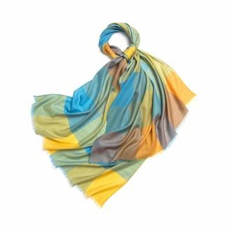 Sdfsa Winter Scarf Womens Scarf Shawl Wrap Ladies Long Scarf - 100% Wool Shawl Long Stole for Women Cashmere Warm Soft Scarves