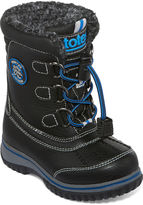totes Trey Boys Cold-Weather Boots - Toddler