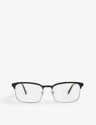 Prada PR 54WV square-framed acetate glasses