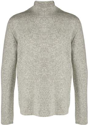 Roberto Collina mottled yarn jumper