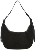 Elizabeth and James Women's Zoe Large Hobo Bag Black