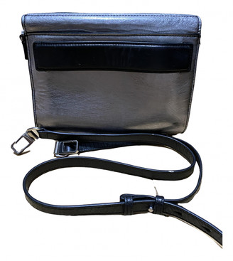 Alexander Wang Silver Leather Handbags
