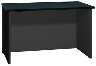 Ironwood Modular Reversible Desk Color: Folkstone / Folkstone
