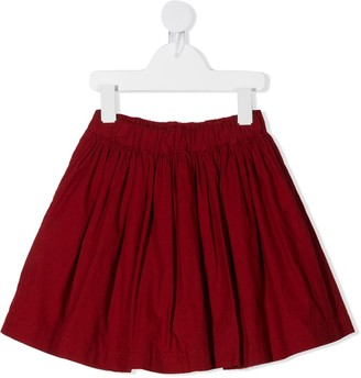 Bonpoint Suzon A-line skirt