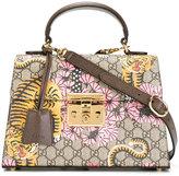 Gucci Padlock Bengal top handle bag