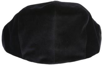 Dolce & Gabbana Velvet Flat Cap