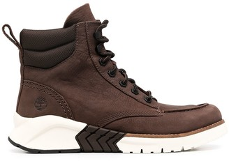Timberland M.T.C.R. Moc-Toe boots