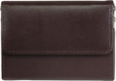 Royce Leather Horizontal Framed Card Case 424-5