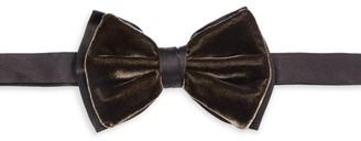 Giorgio Armani Velvet Bow Tie