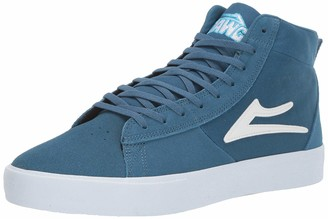 Lakai Unisex's Footwear Summer 2019 New Port Hi Blue Suede Size 6 Tennis Shoe 6