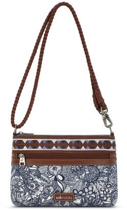 The Sak Sakroots Print Canvas Campus Mini Handbag