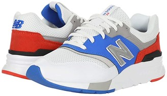 New Balance Classics 997H (Team Royal/Velocity Red) Athletic Shoes